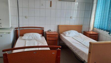 Lenjerie nouă pentru bolnavii de la Spitalul Județean de Urgență Pitești