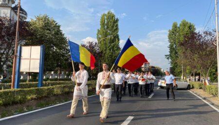 Ziua Imnului Național, sărbătorită la Mioveni
