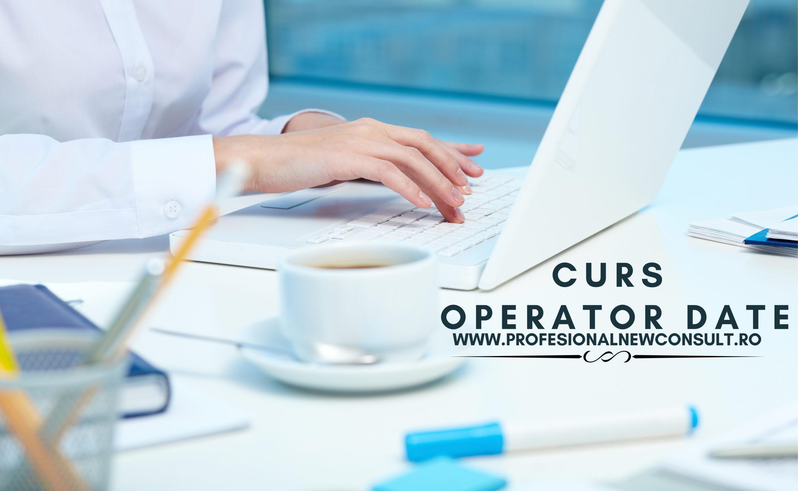 LOCURI LIMITATE la Cursul de Operator Calculator și cele mai tari REDUCERI!