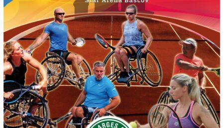 BRD Argeș Open Wheelchair Tennis – turneu de tenis spectaculos pentru persoanele în scaun cu rotile
