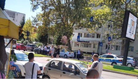 Șeful Poliției Otopeni a dat peste o femeie în Pitești