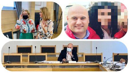 """Costescu (PSD) în CL către Alina Manea – Inspector General: """"Dacă nu încetați, o să spun să vă dea afară!"""""""