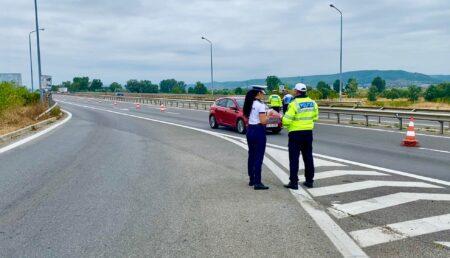 A murit pe Autostrada Pitești – București