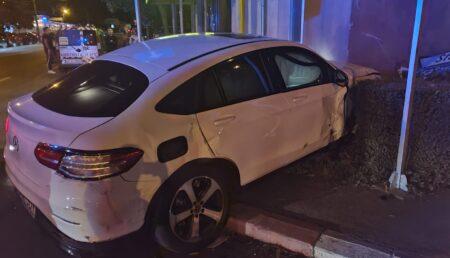 Video – Accident în Centrul Piteștiului