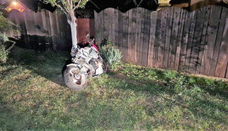 Update: Accident mortal cu un motociclist, în Argeş