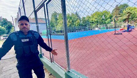 """Pitești: Un agent MSS a pus """"stăpânire"""" pe terenul San Siro! Primăria neagă că are vreo legătură"""