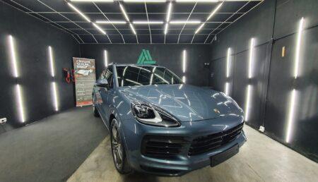 Video: Porsche Cayenne S la AuroDetailing, în Pitești