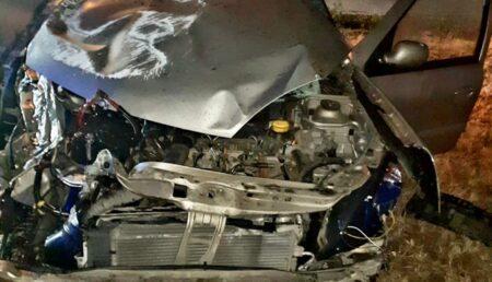 Tânăr de 20 de ani, beat la volan! Accident grav pe Autostradă