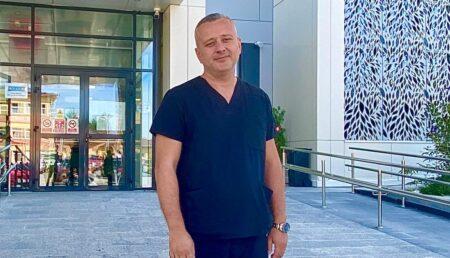 Exclusiv. Fost handbalist, medic de succes! Dr. Potecă operează la Spitalul Mioveni