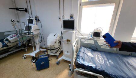 Prefectura Argeş, anunţ de ultimă oră. Se deschide secţia COVID a Spitalului Mioveni