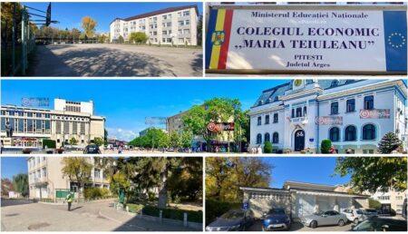"""Colegiul """"Teiuleanu"""", KO aplicat Primăriei Pitești! Nu se face nicio creșă pe terenurile instituției !"""