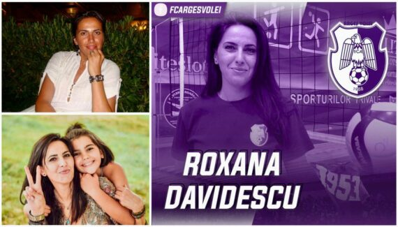 """Roxana Davidescu, despre reuşite şi sacrificiu în sport. """"Îmi pare rău că nu pot să îmi fac o clonă"""""""