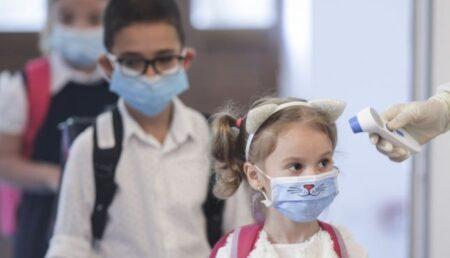 Argeș: Situația epidemiologică din școli și grădinițe, 18 octombrie