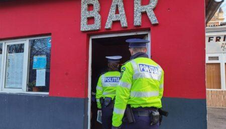 Patronul unui bar din Câmpulung sfidează restricțiile autorităților