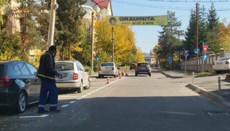 Video: Schimbare de ultimă oră în traficul din Piteşti. Parcări şi staţie de taxi mutată